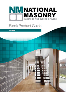 National Masonry Block Product Guide