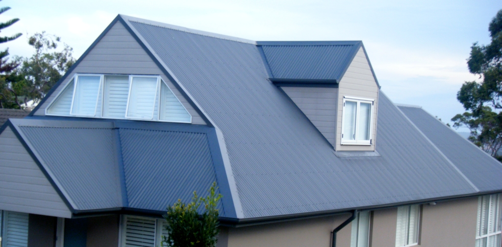 New Colorbond Zinc Roofing Shield Master